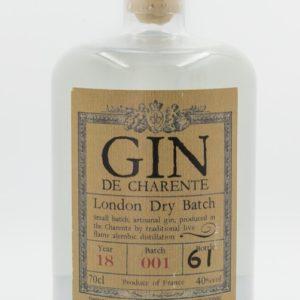 gin de charante london dry